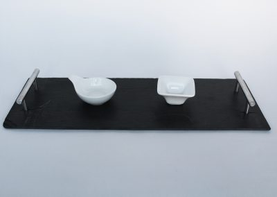 Plato bocadito mini (unidad) - 6 x 6 cm
