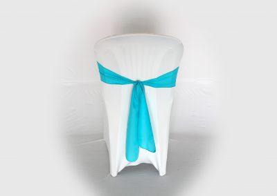 Lazo azul menta