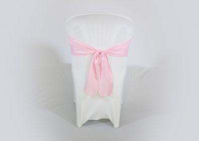 Lazo cuadritos rosado