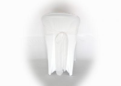 Lazo velo blanco