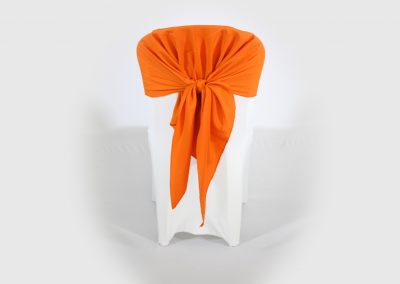 Pañoleta naranja