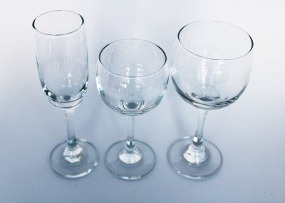 Copa nacional premier: Agua, vino y Champaña