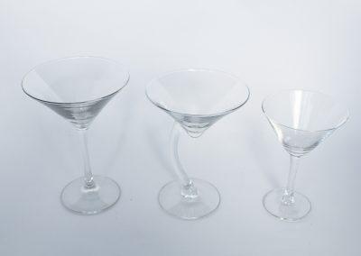 Copa martini: Clásica, torneada, mini