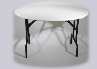 Muleton para mesa redonda