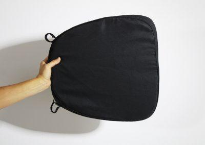 Cojin negro