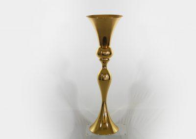 Copón dorado 85 cm alto