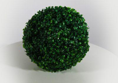 Bola pasto verde