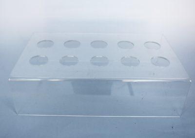 Base acrilica conos35 x 21 cm