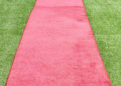 Alfombra Roja 15m x 95cm