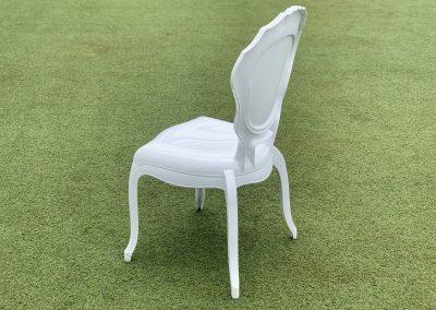 Silla Bella blanca